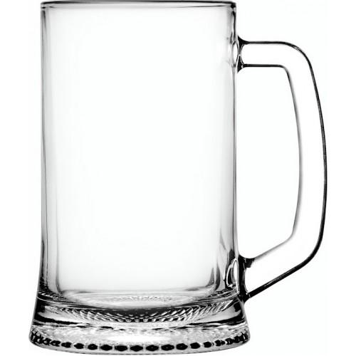 Кружка для пива 400 мл Ладья