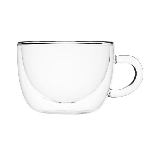 Чашка для чая-кофе 300 мл с двойными стенками