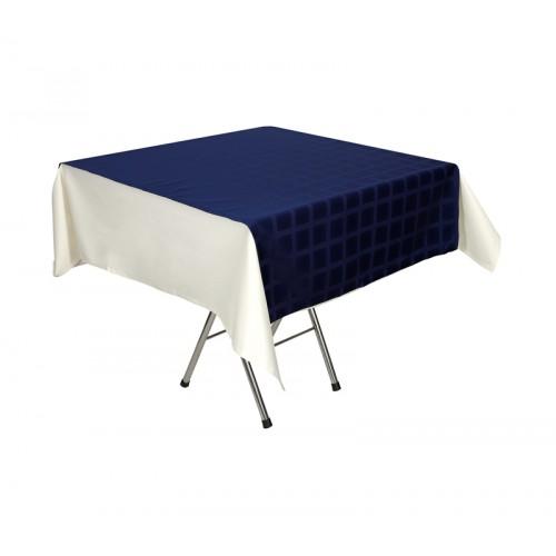 Дорожка 93х150 см «Журавинка» синяя