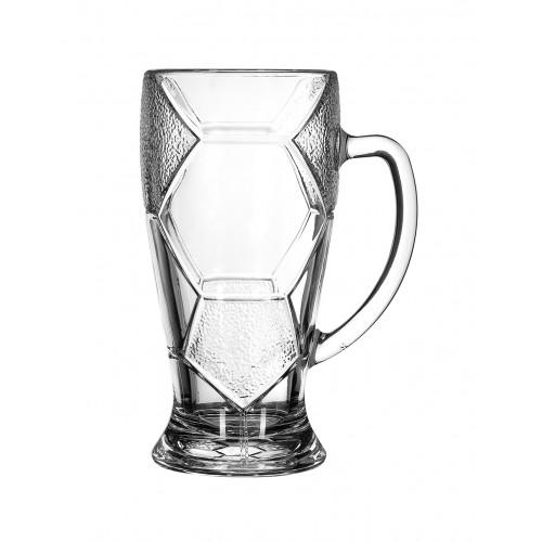 Кружка для пива 500 мл Лига