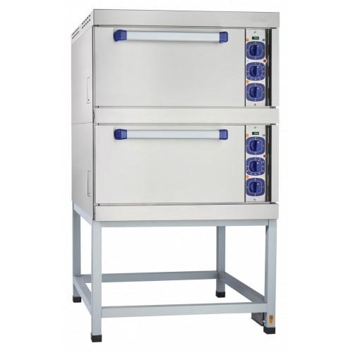 Шкаф жарочный ШЖЭ-2-01 (нерж. духовка)