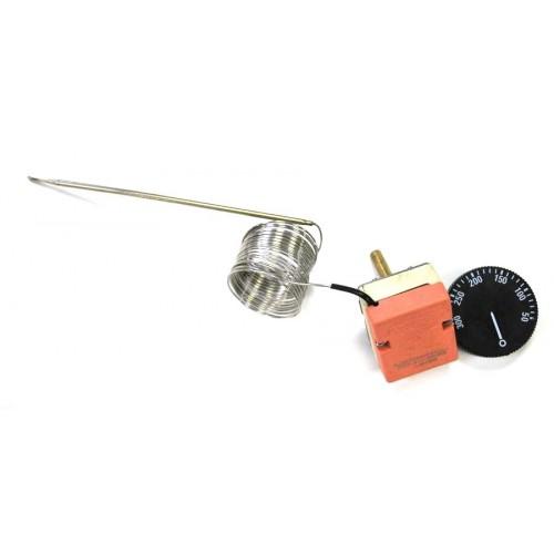 4 Терморегулятор 50-300*  25 А  JSL
