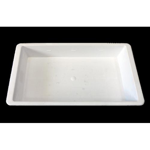 2 Лоток пластиковый  400*225*65  (для сбора воды)