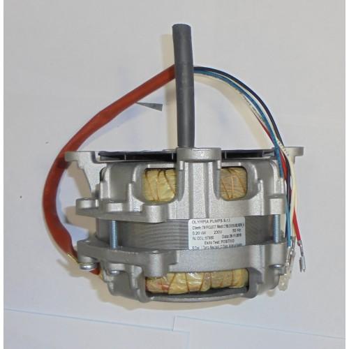 4 ДВИГАТЕЛЬ СТ80.OVEN.M2Е(SISME, вал AISI 416 NEW)  КЭП-4 П,КЭП-6  диаметр вала 10 мм