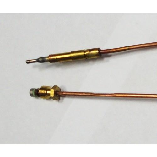 4 Термопара с гайкой L 0,8 м   М9*1  ТС 800  газовой плиты