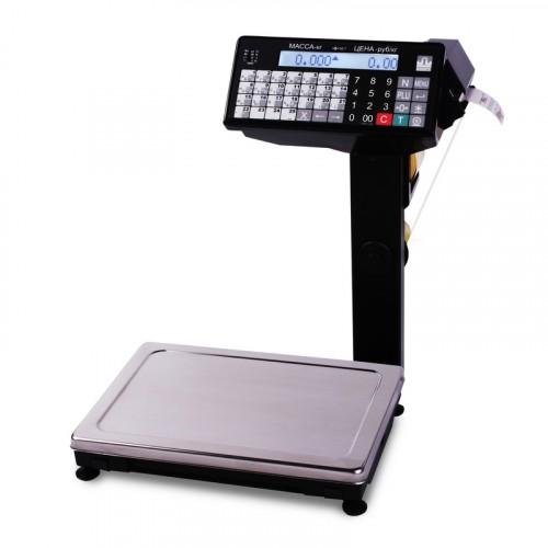 Весы с печатью этикеток ВПМ_Ф1