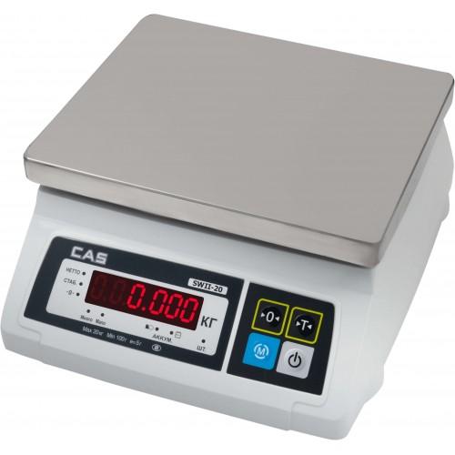 Электронные товарные весы CAS SW II