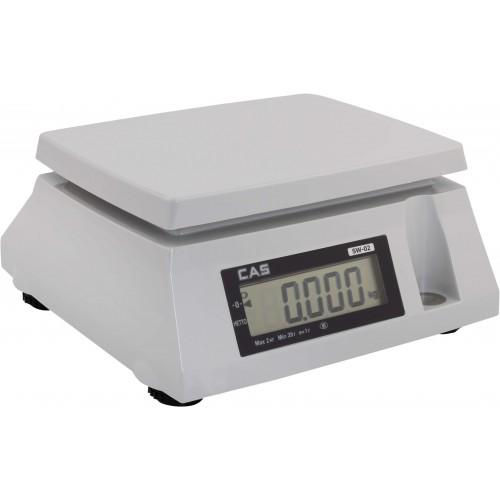 Электронные товарные весы CAS SW