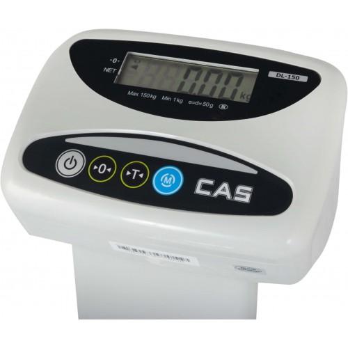 Товарные напольные весы CAS DL