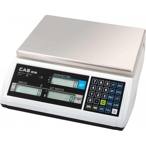 Электронные счетные весы CAS EC
