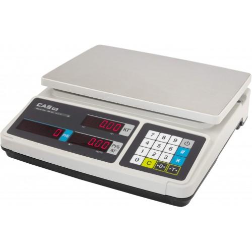 Электронные торговые весы CAS PR-B