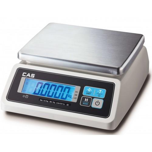 Электронные товарные весы CAS SWN-CW