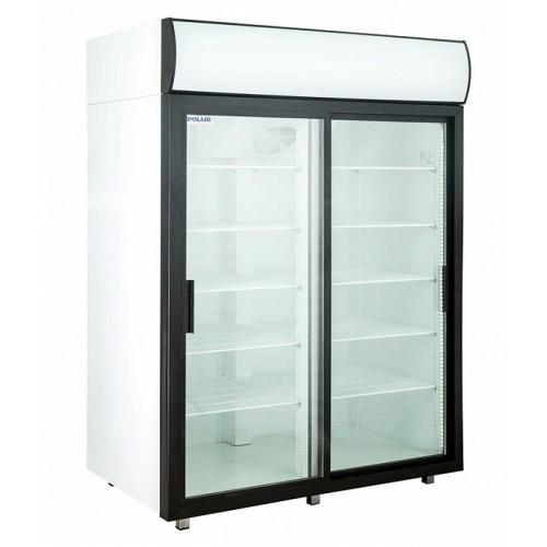 Холодильный шкаф POLAIR DM110-Sd-S версия 2.0