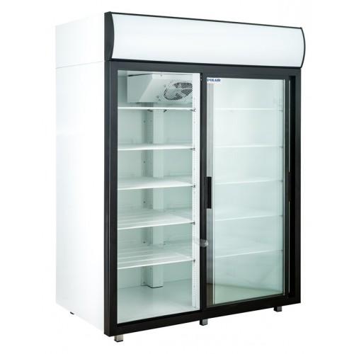 Холодильный шкаф POLAIR DM114-Sd-S версия 2.0