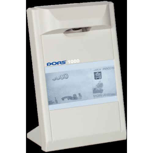 Детектор банкнот DORS 1000М3