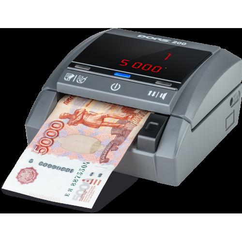 Автоматический детектор банкнот DORS-200