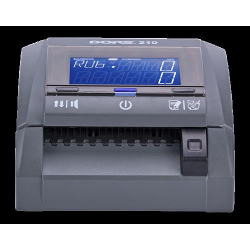 Автоматический детектор банкнот DORS-210 Compact