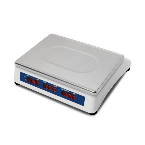 Электронные торговые весы M-ER 223 AC Mery