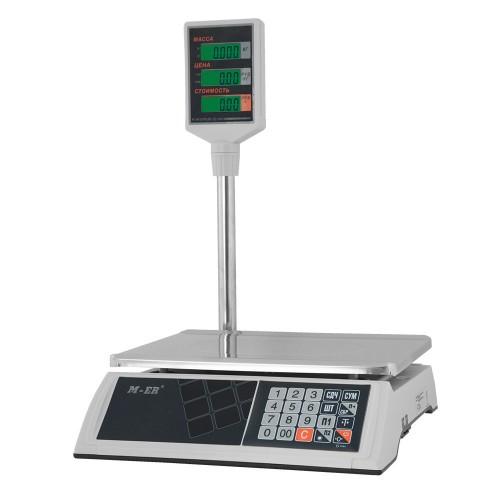 Электронные торговые весы M-ER 326 ACP SLIM