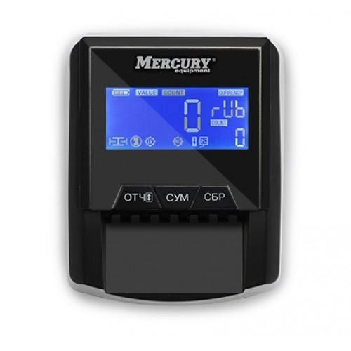 Автоматический детектор банкнот Mercury D-20A Flash Pro