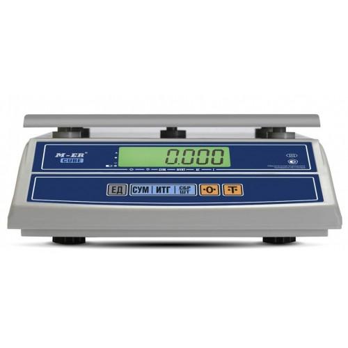 """Электронные товарные весы Mercury M-ER 326 AF """"Cube"""""""