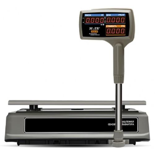 Электронные торговые весы Mercury M-ER 328 ACPX Touch-M