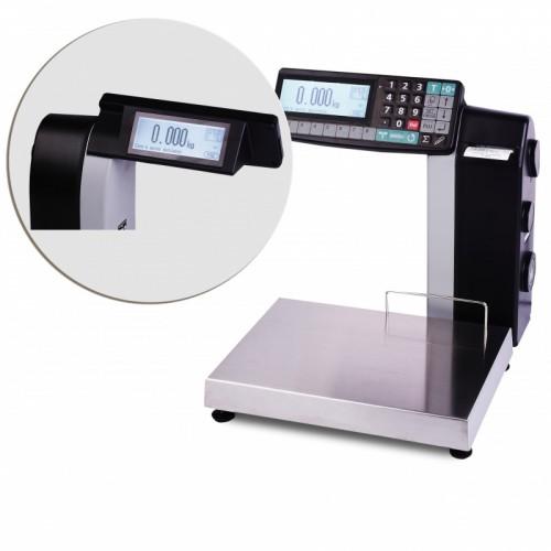 Весы с печатью этикеток MK-R2L10-1