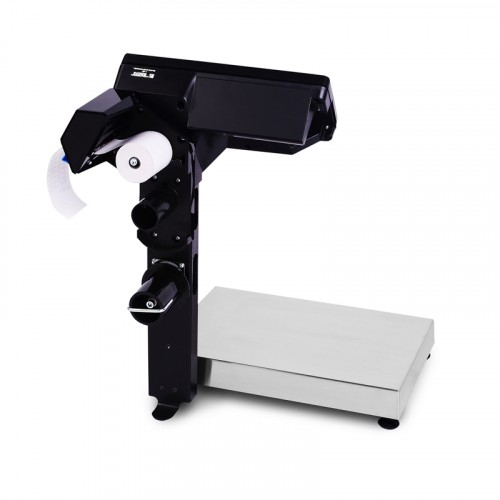 Весы с печатью этикеток МК-RP10-1