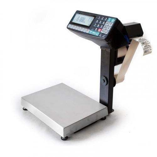 Весы с печатью этикеток МК-R2P10-1