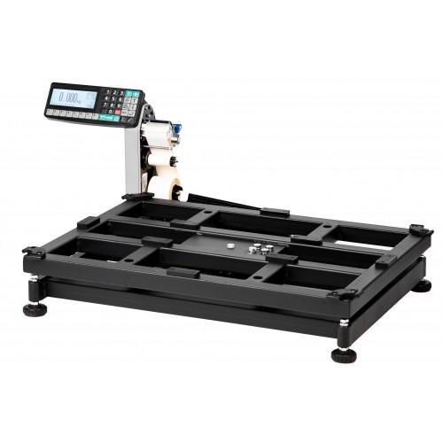 Весы с печатью этикеток TBM-RL1