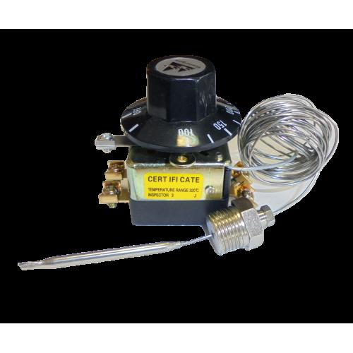 Терморегулятор 50-320° 25А 2,5 м