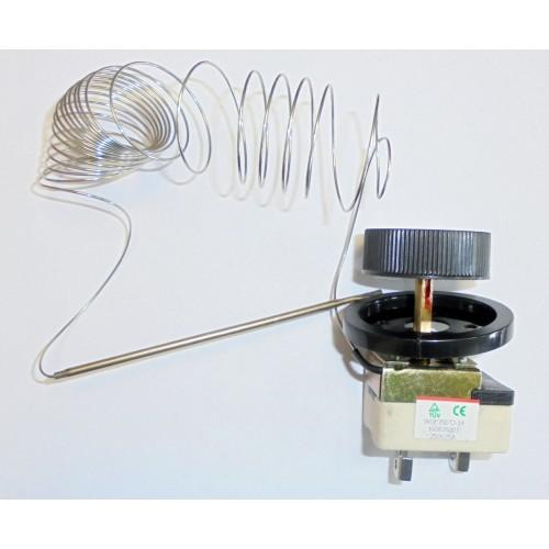 Терморегулятор WGF 350 50°-350° 2,5м 25А 0725061 КНР
