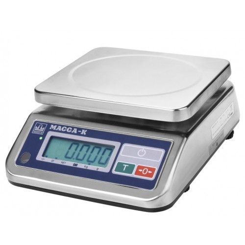 Электронные товарные влагозащищённые весы НС (из нержавеющей стали)