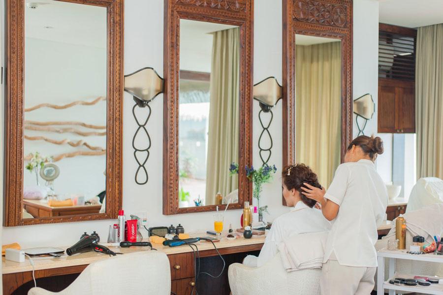 Онлайн-касса в парикмахерской